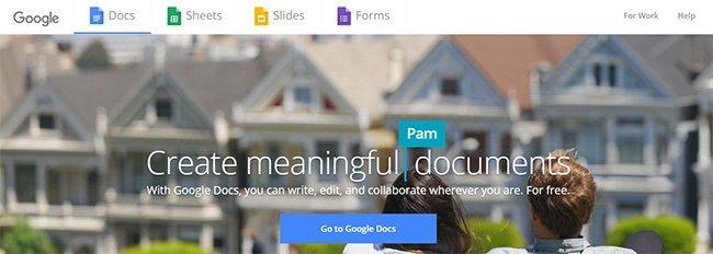 Hướng Dẫn mới để sử dụng Google Docs - Món quà từ