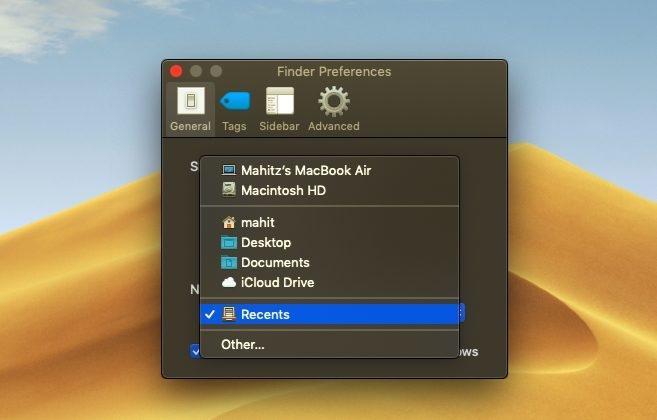 Top mẹo dùng Finder trên Mac hiệu quả nhất