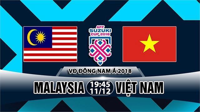 Hướng Dẫn theo dõi trận chung kết AFF Cup 2018 giữa Việt Nam và Malaysia