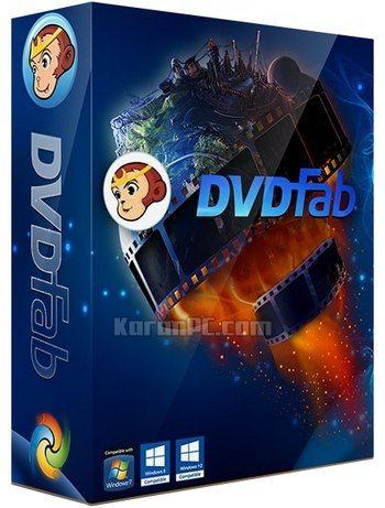 Download DVDFab 11.0.0.8 (32 bit/ 64 bit) – Phần mềm sao chép, ghi đĩa DVD