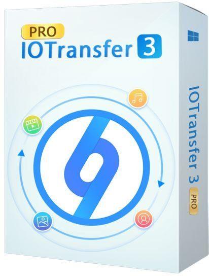 Download IOTransfer 3.2.1.1214 Pro miễn phí – Phần mềm chuyển file giữa điện thoại với máy tính