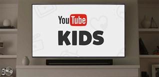Hướng dẫn sử dụng Youtube Kids trên Android tivi Sony 2018