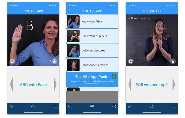 7 phần mềm trên iOS giúp giao tiếp với người khiếm thính vô cùng đơn giản