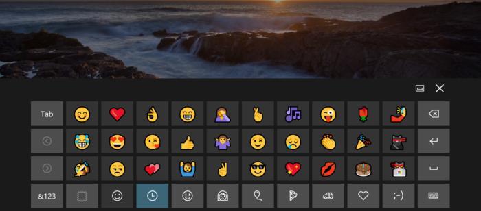 Hướng Dẫn nhập biểu tượng cảm xúc trên máy tính Windows 10