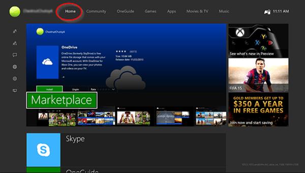 Hướng Dẫn bỏ tự động phát video Xbox One trong Microsoft Store
