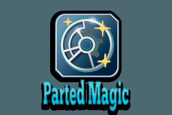 Download Parted Magic 2019/01/03 – Sao lưu, phục hồi, quản lý phân vùng ổ cứng
