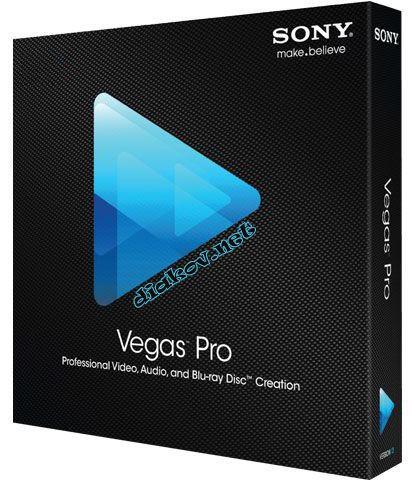 Download Sony Vegas Pro 16 Full Cr@ck – Phần mềm làm phim chuyên nghiệp