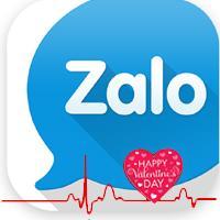 Hướng dẫn dùng stickers Valentine trên Zalo
