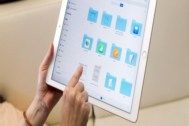 Hướng Dẫn sử dụng và thiết lập app Files trên iOS 11