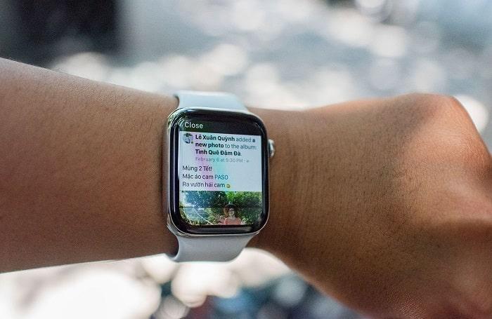 Mẹo sử dụng Apple Watch được hiệu quả hơn trên watchOS 5