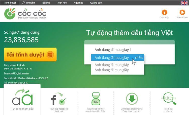 Cốc cốc  và Chrome - Bạn Chọn Trình Duyệt WEB Nào ?