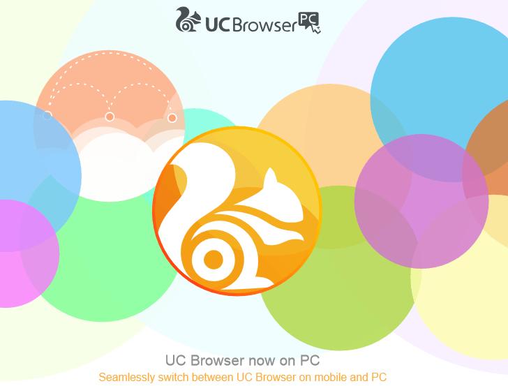 UC Browser Trình Duyệt Web và Phát WIFI cực nhanh