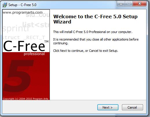 Download C-Free - Công Cụ Lập Trình C