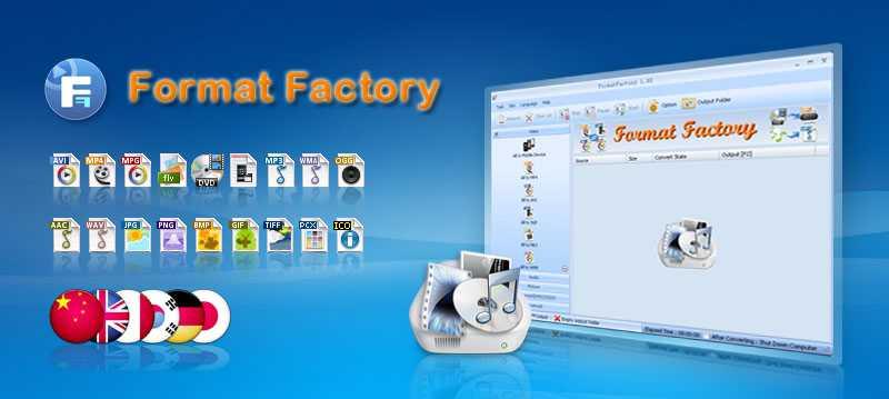 Format Factory 3.6.0 Chuyển đổi audio và video chuyên nghiệp