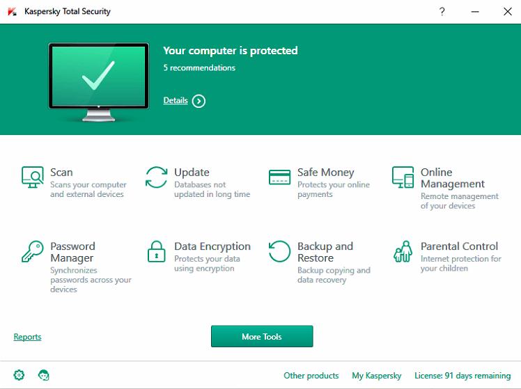 Download Kaspersky Anti-Virus 2017