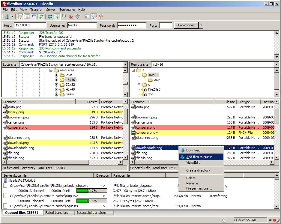 Phần  Mềm FileZilla FTP Hàng Đầu