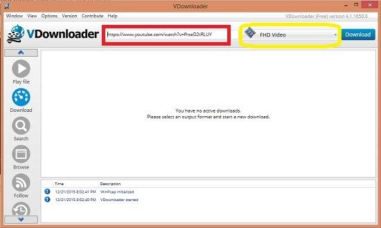 Download VDownloader - Phần Mềm Tải Video Nhanh Nhất
