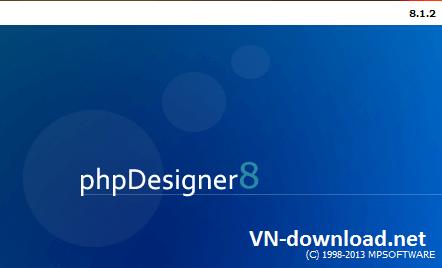 phpDesigner 8 Full hỗ trợ lập trình PHP chuyên nghiệp