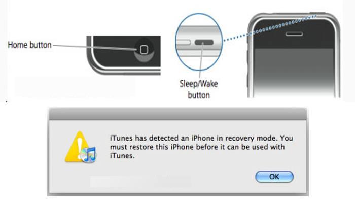 Đưa iPhone về chế độ DFU