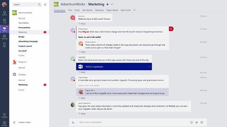 Tải phần mềm Microsoft Teams Miễn phí