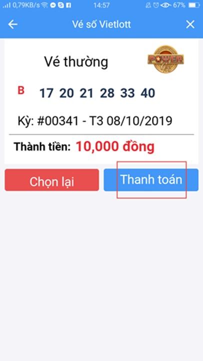 Ví điện tử VTC Pay