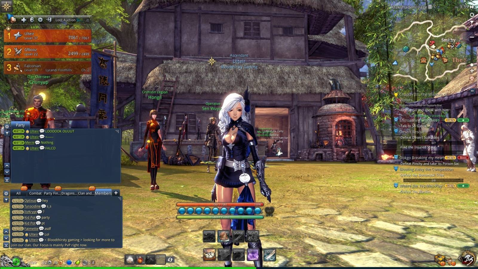 download Blade and soul