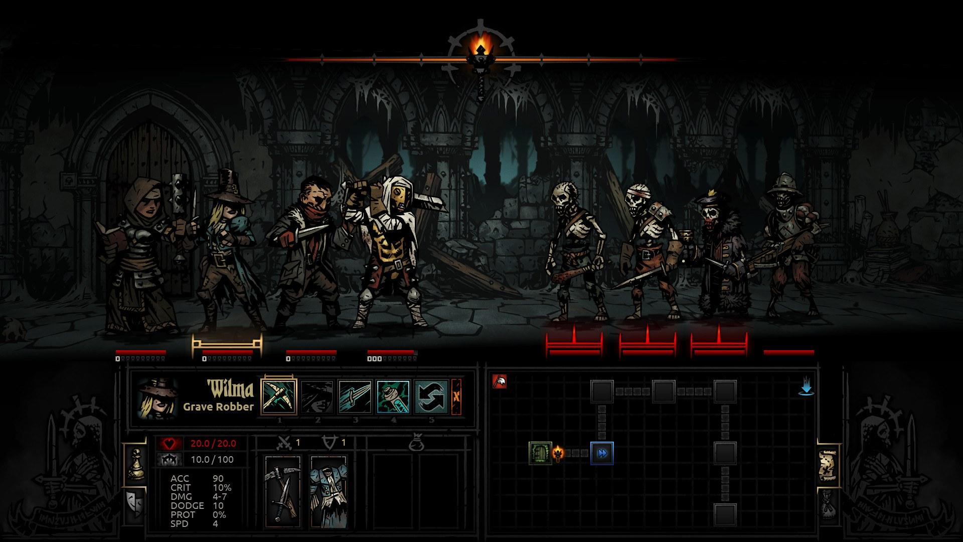 link download game Darkest Dungeon