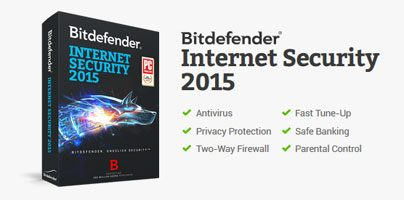 BitDefender Internet Security 2015 - Free Key 6 Tháng